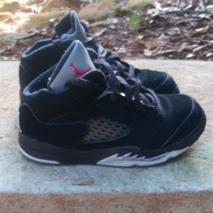 Children Nike Jordan 5 Retro BT Shoe
